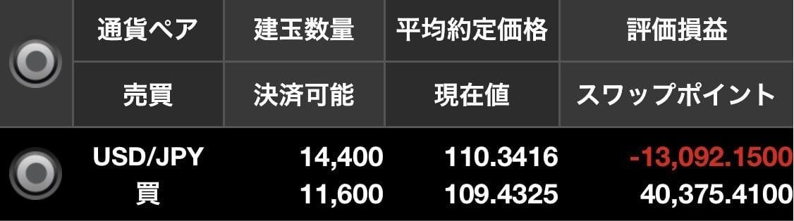 ドル円残高照会